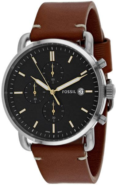 Fossil Egb fossil casual for analog leather fs5401 souq