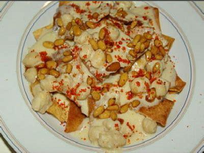 recette de cuisine 750g recette fatteh aux pois chiches 750g