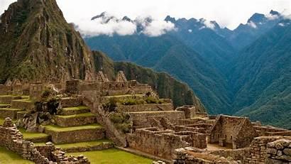 Mayan Ruins Scenery Wallpapers Maya Landscape Mexico
