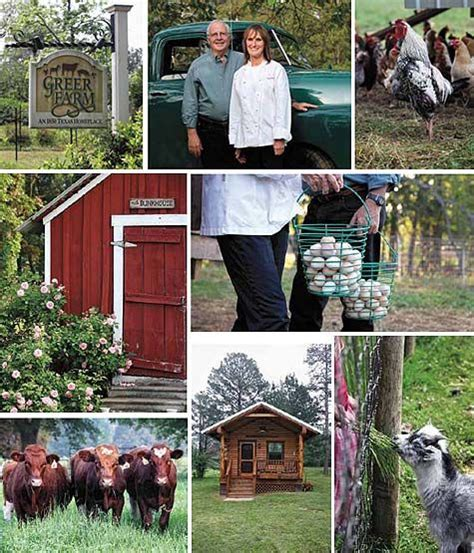"""We have the best customer service. Greer Farm, Daingerfield, Texas. Featured in """"Edible ..."""