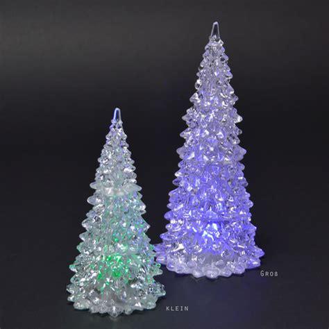 led weihnachtsbaum acryl tannenbaum christbaum weihnachten