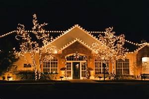 Decoración navideña en el jardn