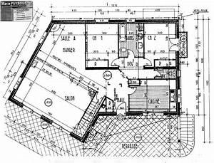 Plan De Maison D Architecte : exemple plan d 39 architecte de maison ~ Melissatoandfro.com Idées de Décoration