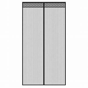Vorhang Für Terrassentür : fliegengitter t r chenci moskitonetz fliegenvorhang 210 90 cm insektenschutz verl ngerte magnet ~ Orissabook.com Haus und Dekorationen