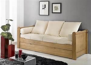 Lit Canapé Ikea : canap lit ikea ~ Teatrodelosmanantiales.com Idées de Décoration
