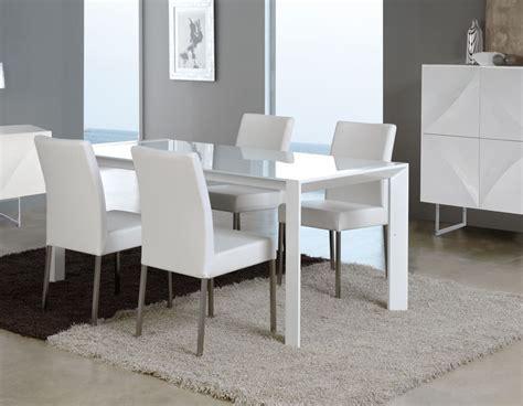 chaise blanche salle a manger javascript est désactivé dans votre navigateur