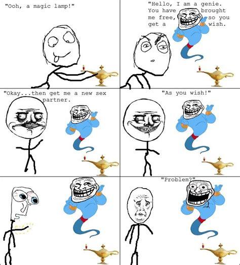 Troll Genie