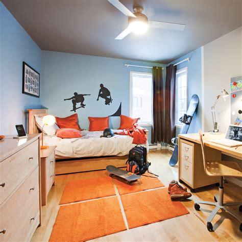 chambre pour garcon davaus chambre pour garcon sportif avec des idées