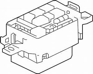 Jaguar Xf Fuse Box  Junction Block  Panel  A Component