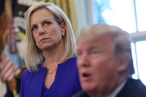 Democrats Renew Call for DHS Secretary Nielsen to Resign ...