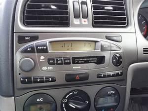 Radio Blaupunkt Nissan Primera