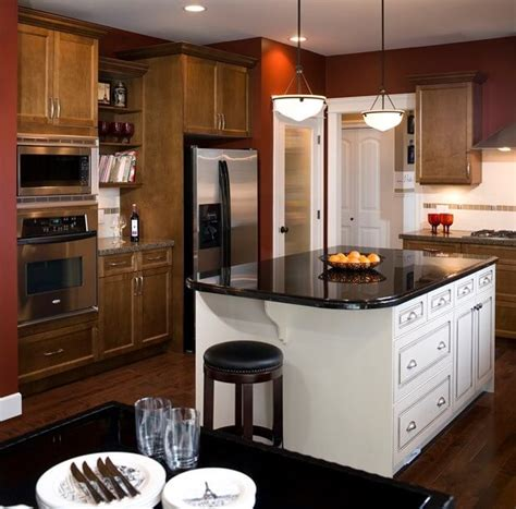 6 bold trendy kitchen paint color ideas
