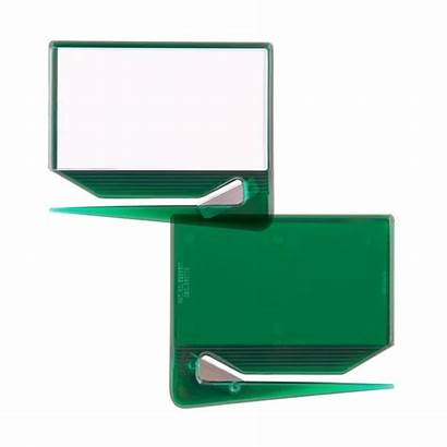 Letter Business Card Blank Opener Zippy Cards