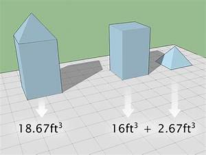 What Is The Volume Of The Pyramid In The Diagram   U2014 Untpikapps