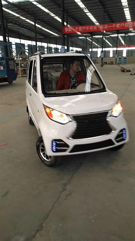 55kmh Smart Electric Car - Buy Electric Car Sedan,High Speed Electric Car,Electric Motor For ...