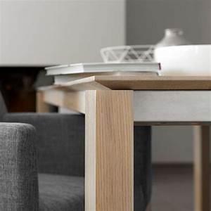 Table Bois Massif Contemporaine : table contemporaine extensible en bois massif oxford pb1 mobitec 4 ~ Teatrodelosmanantiales.com Idées de Décoration
