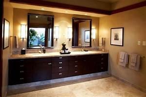meuble double vasque 50 idees amenagement salle de bain With meuble salle de bain courbe