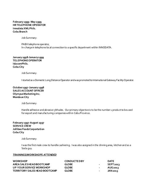 Telephone Operator Resume by Telephone Operator Resume Driverlayer Search Engine