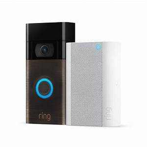Video Doorbell With Chime Pro Bundle  2nd Generation