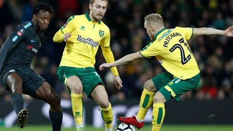 FA Cup third round: Norwich City v Chelsea - text, radio ...