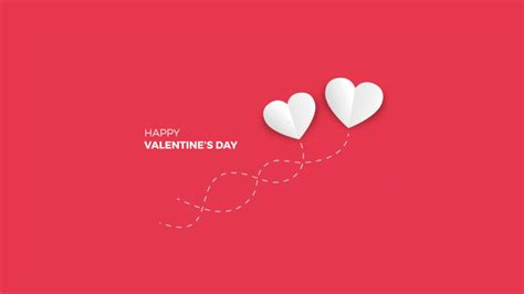 Valentine's Day Card Template Microsoft Word