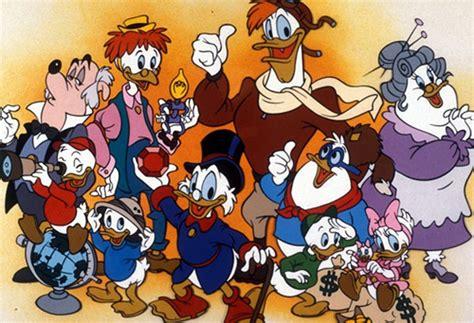 Disney Xd Announces Ducktales Reboot For 2017 Collider