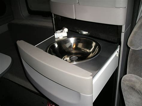 sink drawer install heavy haulers rv resource guide