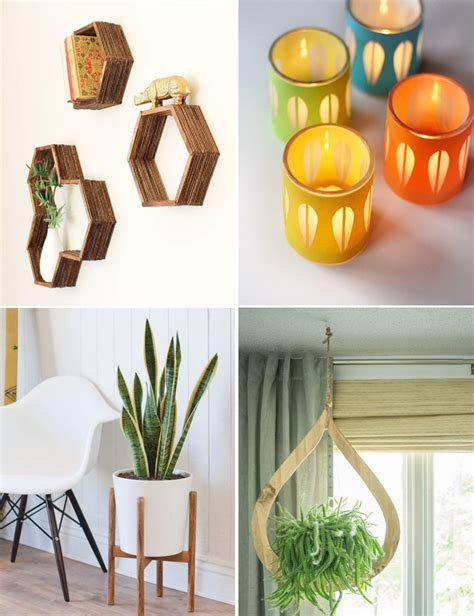 10 Diy Midcentury Modern Projects To Give Your Home Some