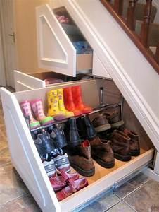 Stauraum Unter Treppe Ikea : schrank unter treppe und andere l sungen wie sie f r mehr stauraum sorgen ~ Orissabook.com Haus und Dekorationen