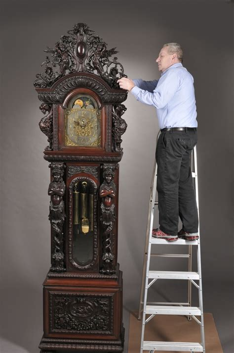 my grandfather s clock the many names of this floor standing timekeeper skinner inc