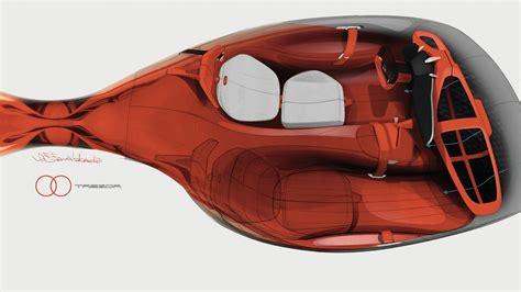 renault trezor interior renault trezor concept design sketch by eduardo lana car
