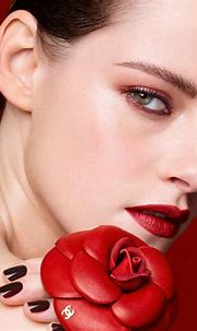 Chanel Rouge Allure Camelia Lipstick Collection   Limited ...