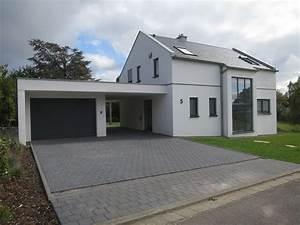 Platten Für Einfahrt : bautagebuch architektur privatbau wohnhausneubau hofmann einfahrt gepflastert ~ Markanthonyermac.com Haus und Dekorationen