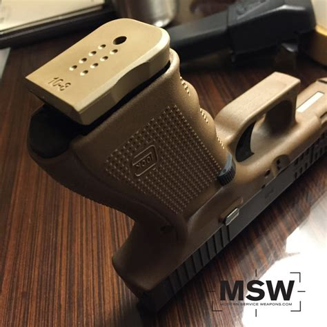 Glock Floor Plate Stuck by Show My Highlights Modern Service Weapons