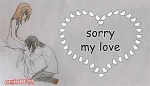 Love Sorry Image - wallpaper hd