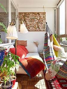 24 colorful boho chic balcony decor ideas digsdigs With deco de terrasse exterieur 10 deco salon hippie chic