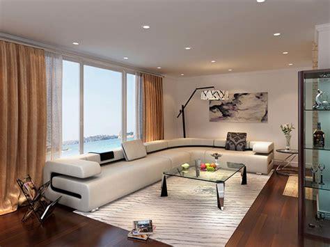 bungalow home interior design  limitless  behance