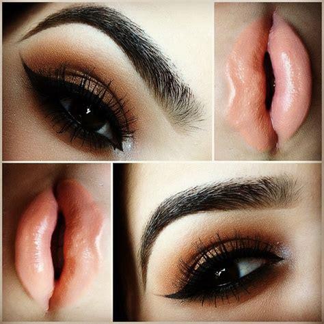 adorable peach lips   pretty designs