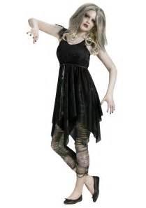 Teen Girl Zombie Costume