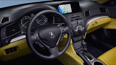 2015 acura ilx interior review youtube