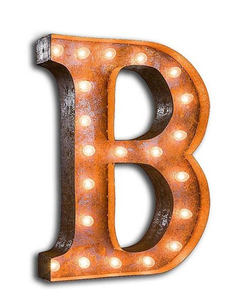 best of vintage marquee letters vintage industrial style