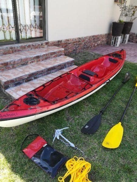Fishing Boat For Sale London by Fishing Kayak Paddle Boat In East London Brick7 Boats