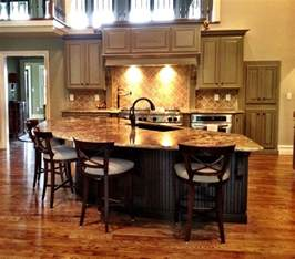 center island kitchen ideas open kitchen plan