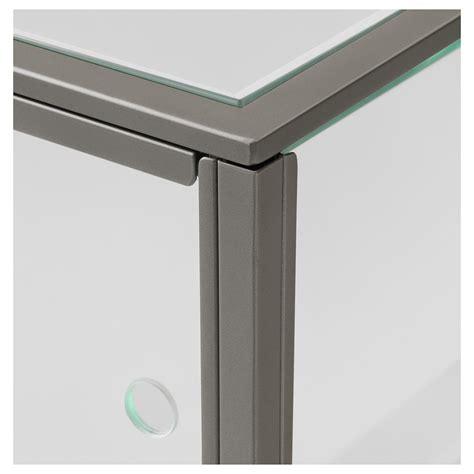 ikea tafel glas sammanhang salontafel grijs glas 70 x 70 cm ikea