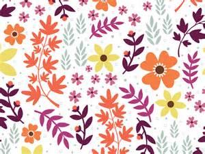 wedding flowers inc fall floral pattern by robin sheldon dribbble