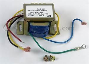 Parts4heating Com  Raypak 011605f Transformer 120  240  24v