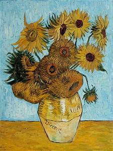 vincent van gogh sunflowers paintings for sale|oil ...