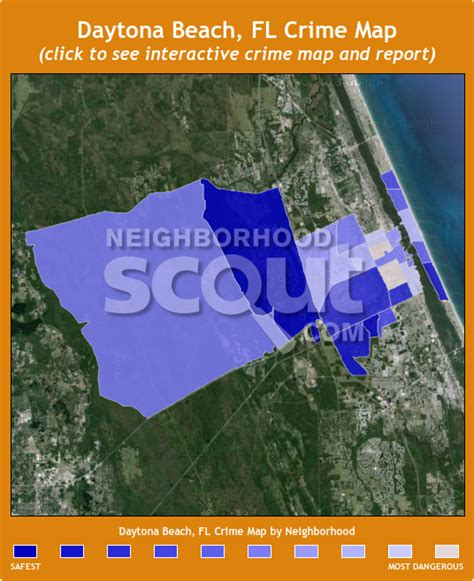 crime statistics bureau daytona crime rates and statistics neighborhoodscout