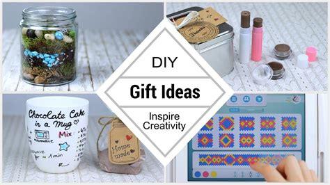 diy gift ideas kits that inspire creativity diy kits ideas for holiday gifts youtube