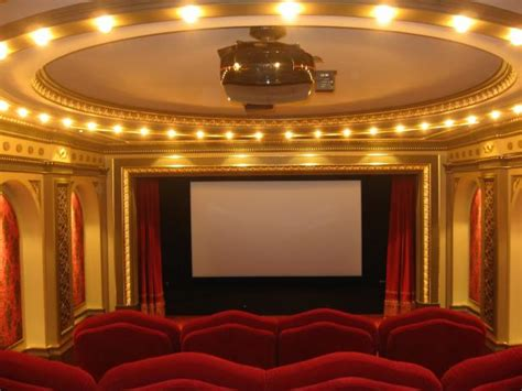 enhancing  home theater experience diy